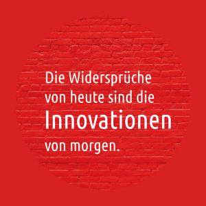 TRIZ Akademie Zitat: Die Widersprüche von heute sind die Innovationen von morgen