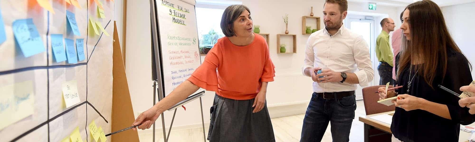 Barbara Gronauer - Zertifizierte Trainerin der TRIZ-Akademie